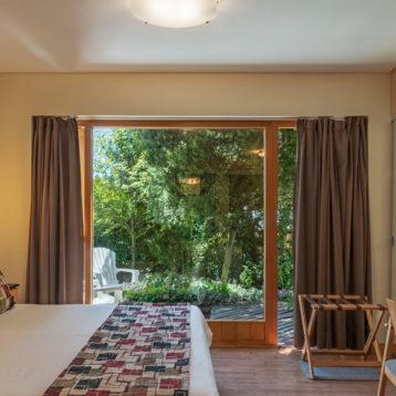 Habitacion Matrimonial con Deck privado